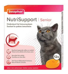 Nutrisupport spécial chat...