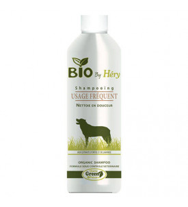 Shampooing usage fréquent BIO HERY