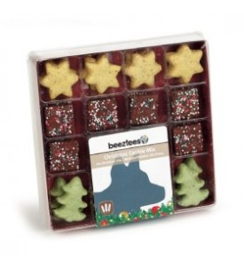 Coffret 32 biscuits de Noël