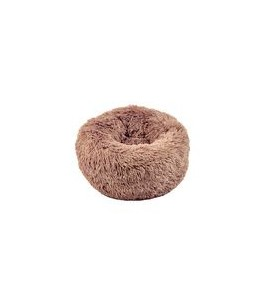 Coussin Donut Poilu