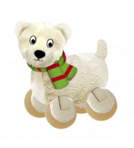 Peluche Ours blanc...