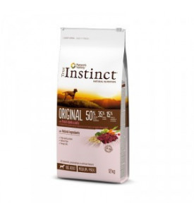 True Instinct Original adulte agneau