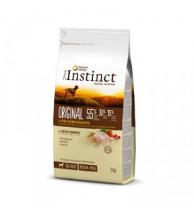 True Instinct Original adulte poulet