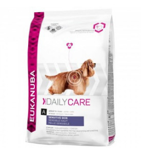 Eukanuba Dog adulte sensitive skin