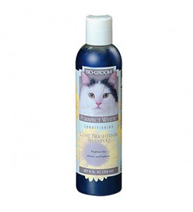 Shampooing Purrfect White