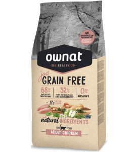 Just Grain Free Adult...