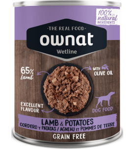 Lamb & Potatoes Wetline Ownat